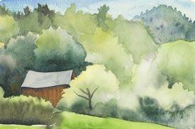 Colrain Barn