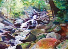 Waconah Falls